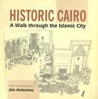 Historic Cairo: A Walk Through the Islamic City by J. Antoniou (Paperback, 1999)