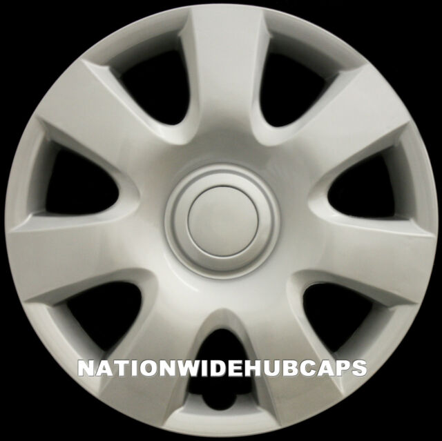 "SET OF 4 15"" Hub Caps Full Wheel Covers Rim Cap Lug Hubs for Steel Wheels 944ss"