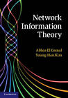 Network Information Theory by Abbas El Gamal, Young-Han Kim (Hardback, 2011)