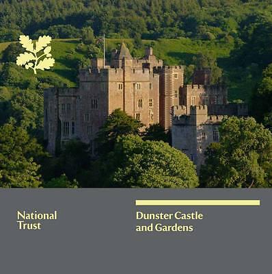 (Good)-Dunster Castle and Gardens, Somerset: National Trust Guidebook (National