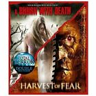 Total Terror, Vol. 2: A Brush with Death/Harvest of Fear (Blu-ray Disc, 2010)