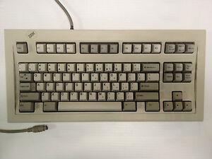 Vintage-IBM-Model-M-SpaceSaver-Clicky-Keyboard-p-n-1391472-w-PS-2-conn