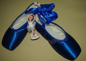 Blue Pointe Shoes Ebay