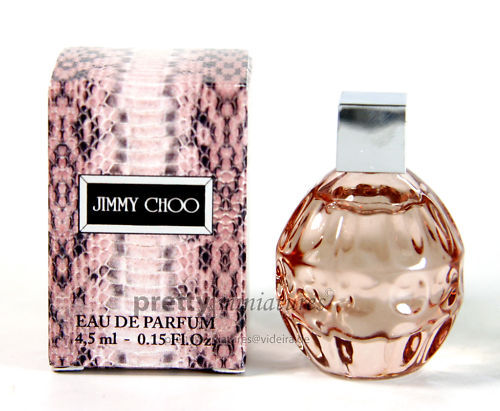 ღ Jimmy Choo - Jimmy Choo - Miniatur EDP 4,5ml