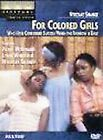 For Colored Girls (DVD, 2002)
