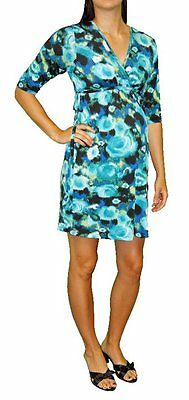 New NWT Chic Side Tie Maternity Dress Career Party Shower size XLARGE XL 16/18
