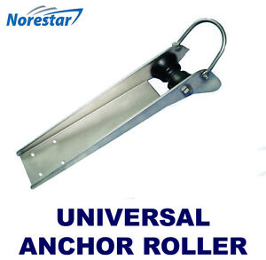 New-Medium-Anchor-Bow-Roller-Mount-for-Boat-Fortress-Delta-Danforth-17-x3