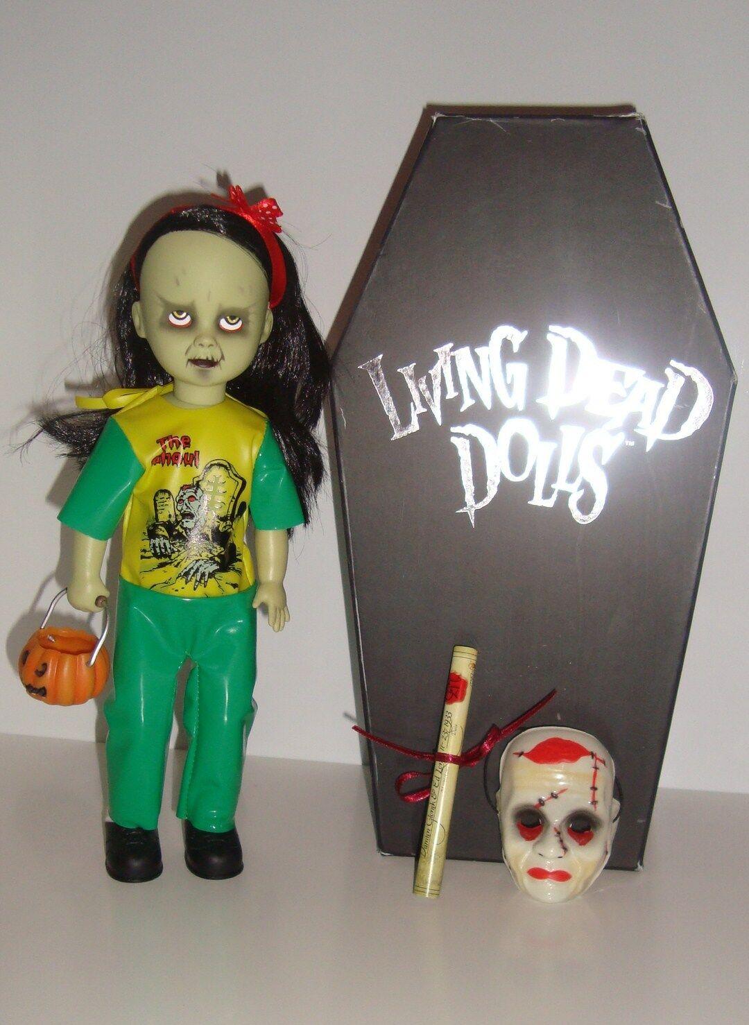 Living Dead Dolls Mezco Spielzeug Spielzeug Spielzeug Gabriella Halloween in Schachtel Boxed ( 6a4975