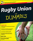 Rugby Union For Dummies by Nick Cain, Greg Growden (Paperback, 2011)
