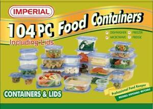 104-Pcs-Reusable-Plastic-Food-Storage-Containers-Set-With-Air-Tight-Blue-Lids