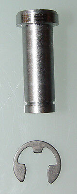 """Tattoo Machine Coil Cores Made From 1018 Steel 1"""" Coil Core Singles USA Binders"""