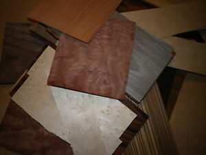 Art crafts exotic wood veneer 65 pieces of a good for Wood veneer craft projects