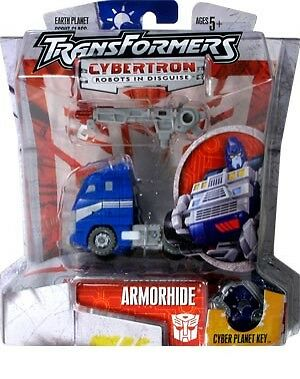 Hasbro Hasbro Hasbro transformatoren cybertron scout armorhide action - figur 988865