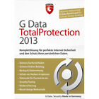 G Data TotalProtection 2013 1 PC / 24 Monate - ESD Sofortload - Win - Deutsch