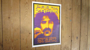 Frank-Zappa-1977-New-York-Repro-Tour-POSTER