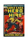 Hero for Hire #1 (Jun 1972, Marvel)