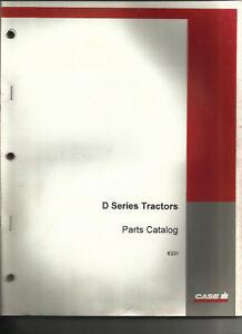 CASE-D-SERIES-TRACTORS-PARTS-CATALOG