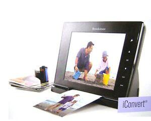 Brookstone-Iconvert-Instant-Scan-8-Digital-Frame