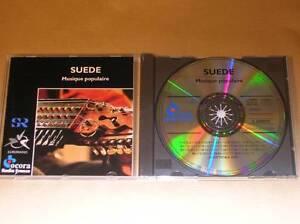CD-SUEDE-MUSIQUE-POPULAIRE-RADIO-FRANCE-TRES-RARE-ETAT-PARFAIT