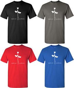 DEPECHE-MODE-T-shirt-Enjoy-the-Silence-MUSIC-Tee-COOL