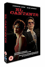 El-Cantante-2006-DVD-New-DVD-FREE-amp-FAST-Delivery