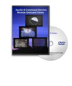 Apollo-6-Command-Service-Module-Onboard-Views-DVD-C745