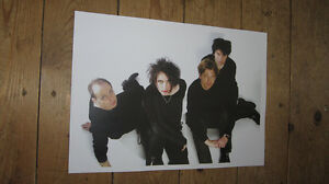 The-Cure-Robert-Smith-Great-New-Group-POSTER