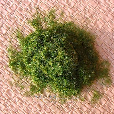 200g ( or 7.06 ounce ) GRASS FIBRE 3mm Bright Green #138