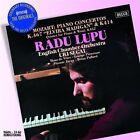 """Wolfgang Amadeus Mozart - Mozart: Piano Concertos, K467 """"Elvira Madigan"""" & K414; Quintet, K452 (2008)"""