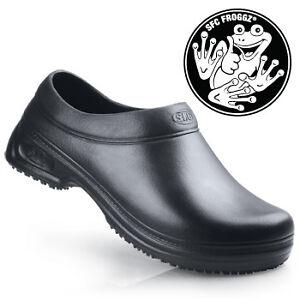 SFC-Shoes-for-Crews-Froggz-Pro-Unisex-5008-Size-10-Men-039-s-12-Women-039-s-43-40-NEW