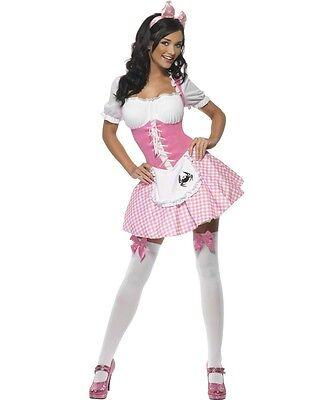 Sexy Adult Halloween Smiffy's Women's Little Miss Muffet Costume