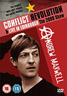 Andrew Maxwell - Conflict Revolution/Live In Edinburgh - The 2008 Live Show (DVD, 2008)