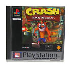Crash Bandicoot (Sony PlayStation 1, 1996)