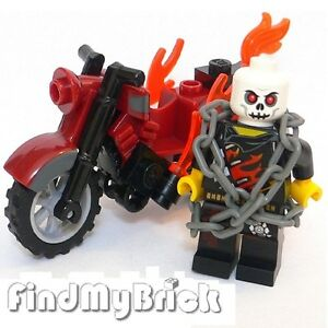 M780-Lego-Custom-Ghost-Rider-Akartsky-Minifigure-amp-Motorcycle-NEW