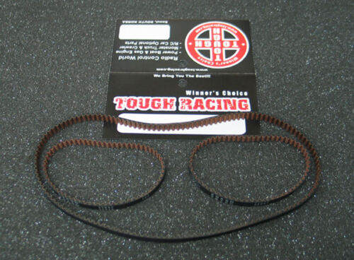 TOUGH RACING Serpent Viper 977 BELT SET(3) replace 903299 903500 903501