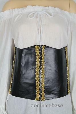 Deluxe Angelica Corset Costume Pirates Of The Caribbean