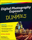 Digital Photography Exposure For Dummies by Jim Doty (Paperback, 2010)