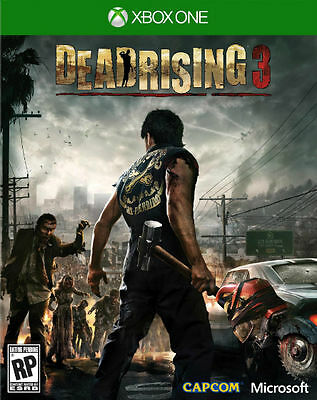 Dead Rising 3 For Xbox One 1 - Brand New Sealed