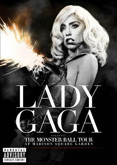 Lady Gaga - Monster Ball Tour at Madison Square Garden (Live Recording, 2011)FD
