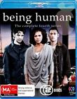 Being Human: The Complete Fourth Series (Blu-ray, 2012, 2-Disc Set)