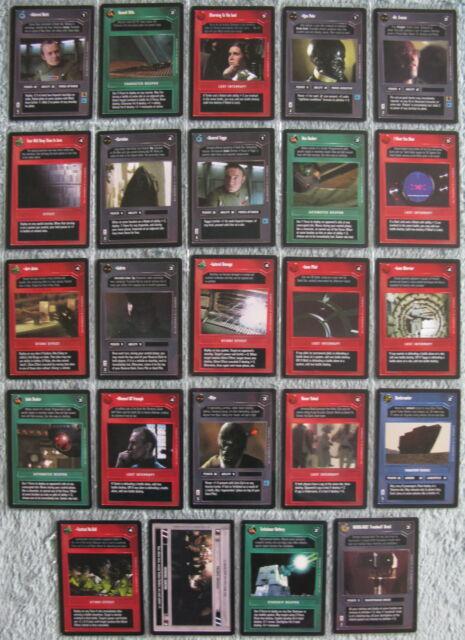 Star Wars CCG Premiere Limited R2 Cards Part 1/2 (Dark Side, Rare)