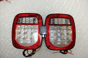 Jeep-TJ-Wrangler-LED-Tail-Lights-2001-to-2006-with-Flasher-Relay