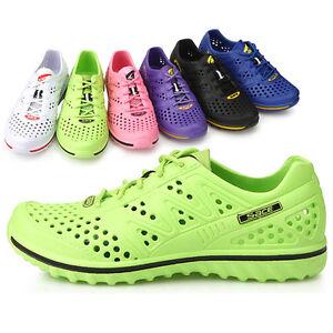 New-Water-Aqua-Summer-Beach-Sports-Mens-Shoes-Sandals-Multi-Colored