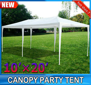 New-10-x-20-White-Gazebo-Party-Canopy-Tent-With-6-Side-Walls-Patio-Pop-Up-Tent
