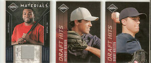 2011-Leaf-Limited-DANNY-HULTZEN-Draft-Hits-Rookie-RC-244-249