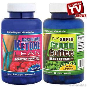 RASPBERRY-KETONES-KEYTONES-amp-PURE-SUPER-GREEN-COFFEE-BEAN-EXTRACT-WEIGHT-LOSS