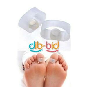 4pcs-Silicone-Magnetic-Massage-Foot-Toe-Ring-Keep-Fit-Slimming-Lose-Weight-ER