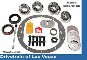 New Differential Master Bearing Rebuild Kit Front Jeep