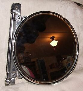 Vintage Art Deco 1930 40s Chrome Extending Scissor Arm