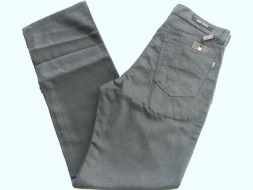 MISH MASH Homme Comfort Fit Pantalon Pantalon Gris Taille 28 30 32 34 36 38 Oliver